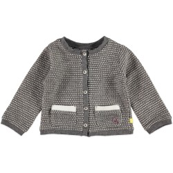 Детска плетена жилетка Babyface