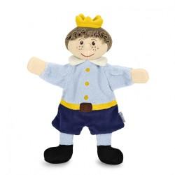Кукла за куклен театър Sterntaler, петрушка Принц